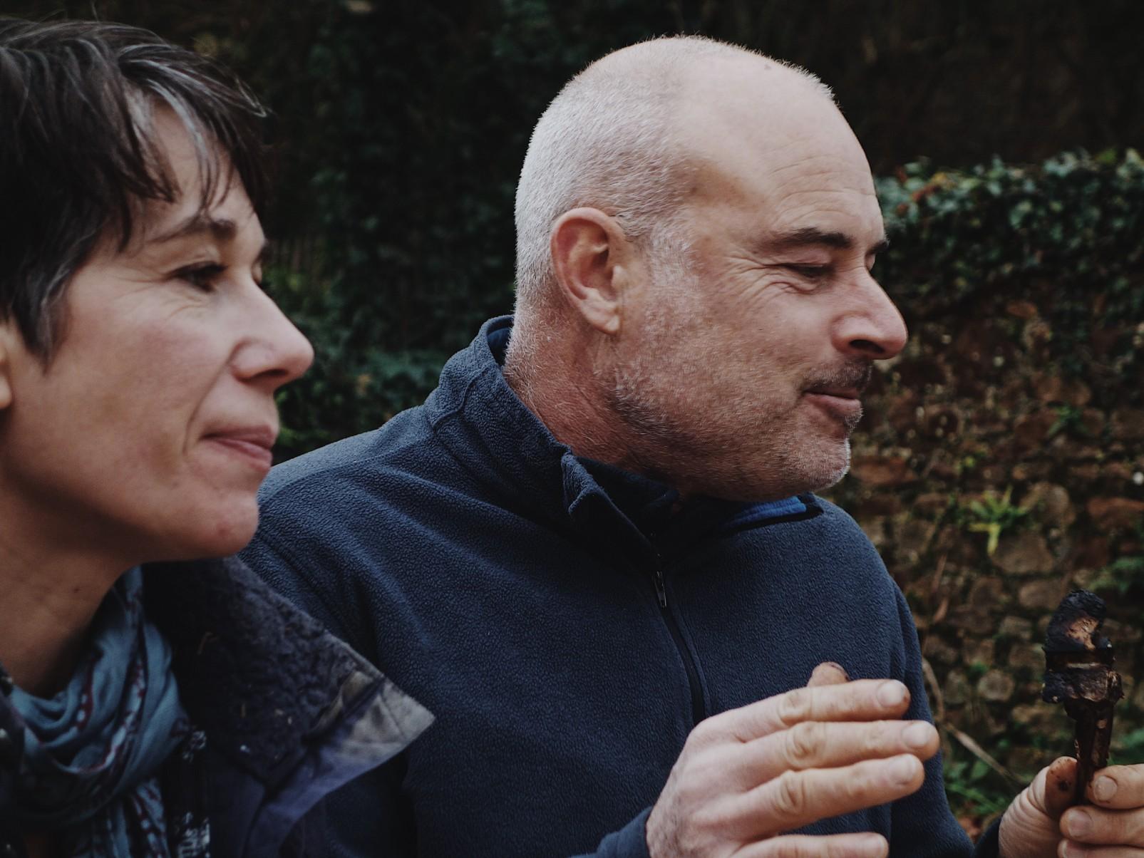 Tournée producteurs en Normandie, chez Les Résistants