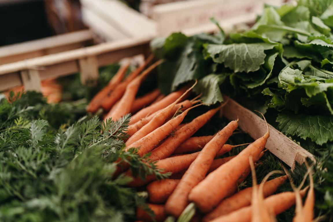 Recette de purée de carottes par Les Résistants
