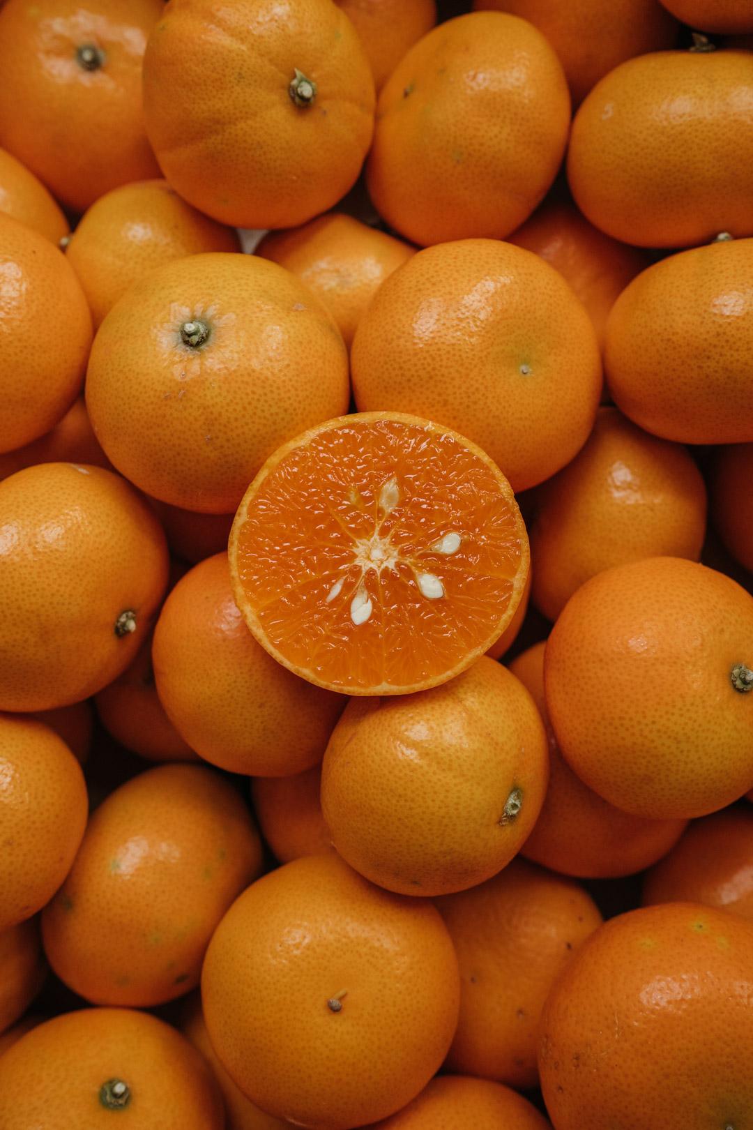 Chutney de betterave à l'orange sanguine
